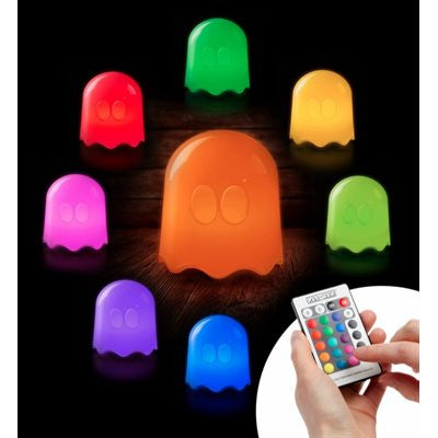 Pac-Man Alarm Clock GHOST LAMP