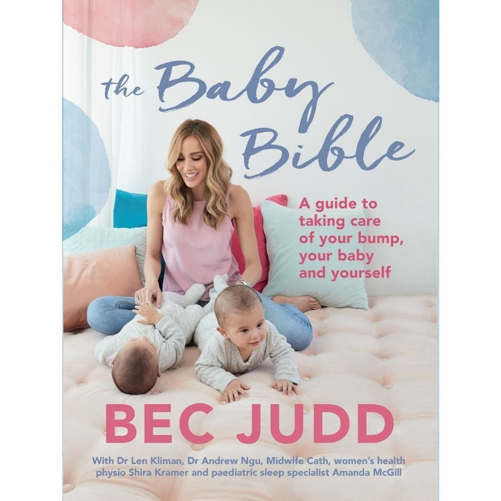 The Baby Bible by Bec Judd