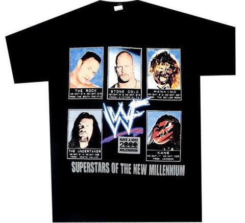 Wrestling & Movie T's