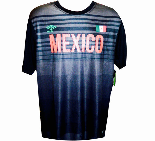Mexico Replica Umbro Jersey - And Still