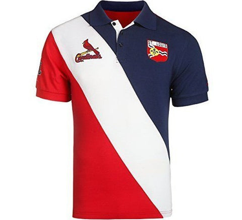 Cardinals Retro MLB Polo Shirt - And Still