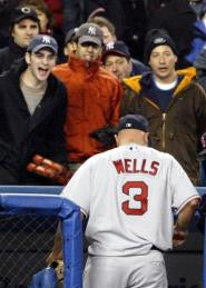 David Wells Red Sox Jersey - And Still