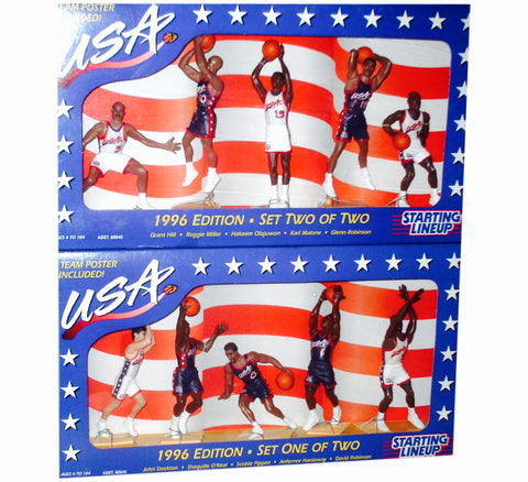 1996 Dream Team Vintage Set - And Still