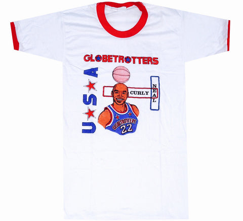 Curly Neal Globetrotters Shirt - And Still