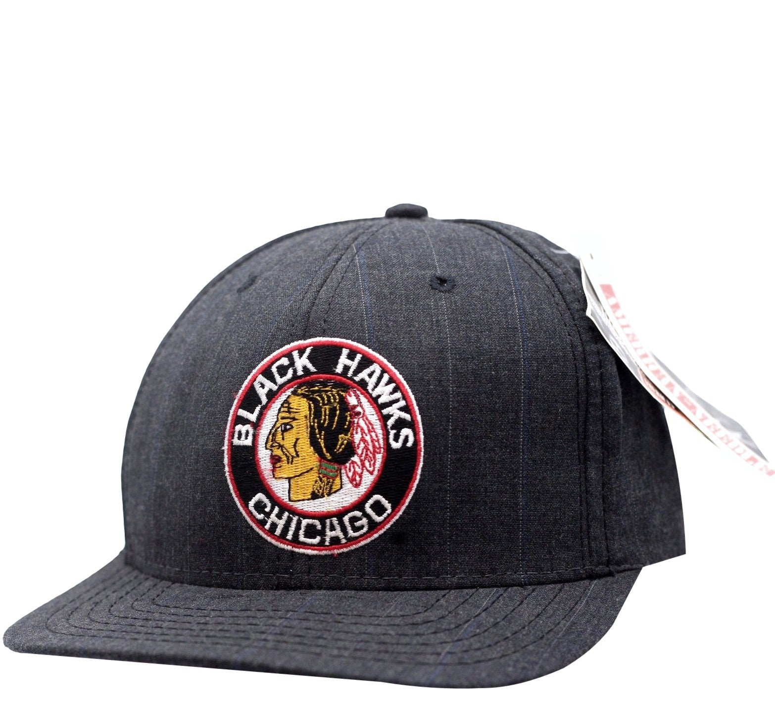 Blackhawks Vintage Strapback - And Still