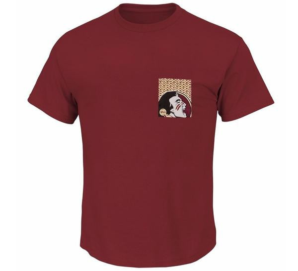 Seminoles Retro Pocket Shirt