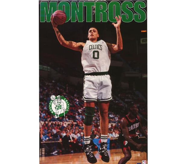 Eric Montross Vintage Poster
