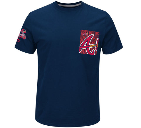 Braves Majestic Pocket Shirt - And Still