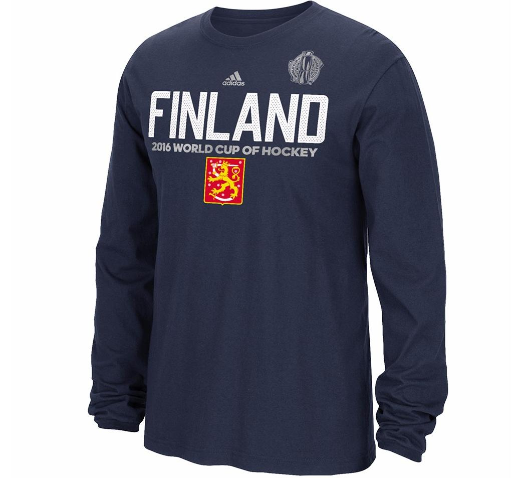 Finland World Cup Long Sleeve