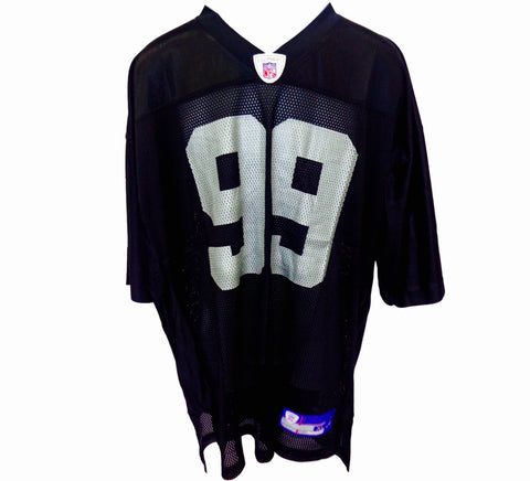 Warren Sapp Raiders Jersey