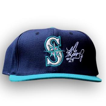 Vintage Seattle Mariners Ken Griffey Jr. Snapback
