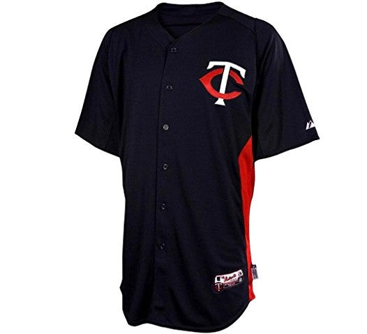 Twins Retro MLB Majestic Jersey