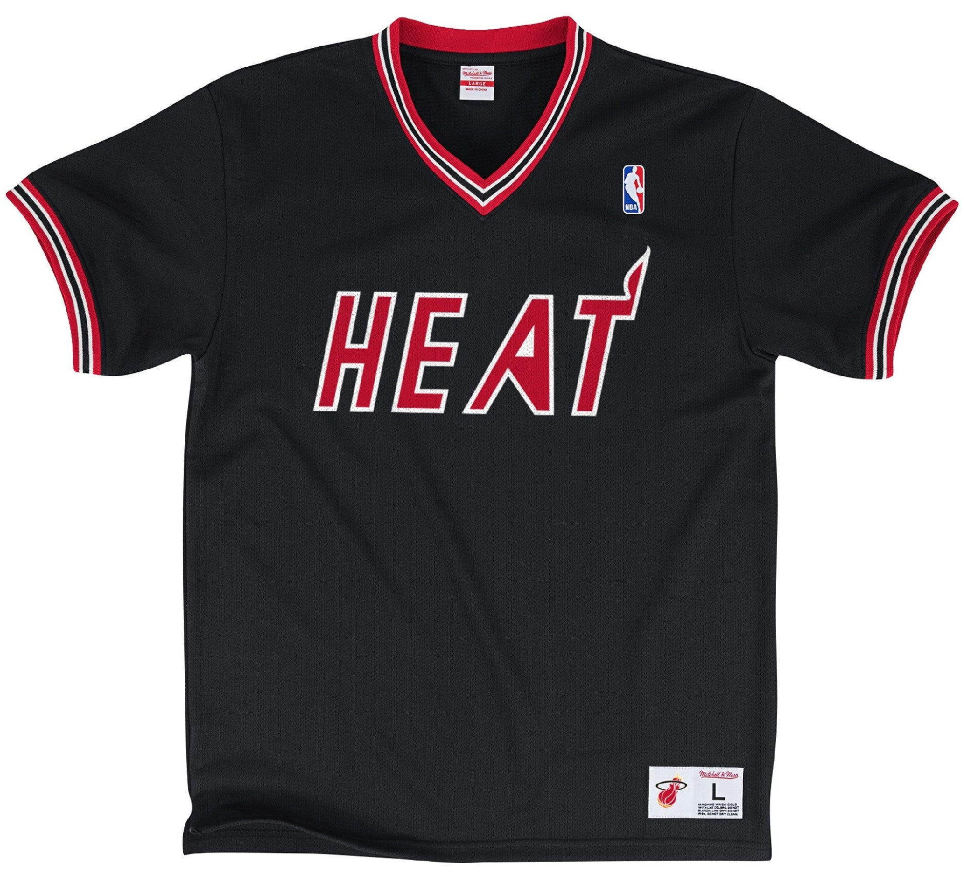 Heat Retro Mesh Jersey Shirt - And Still