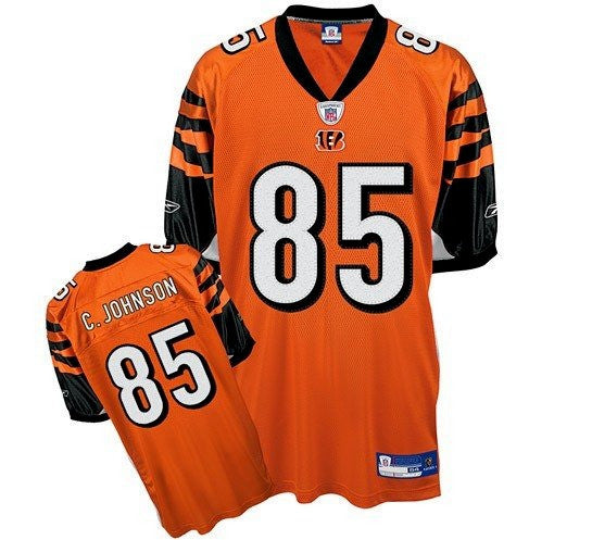 Chad Johnson Bengals Jersey - And Still
