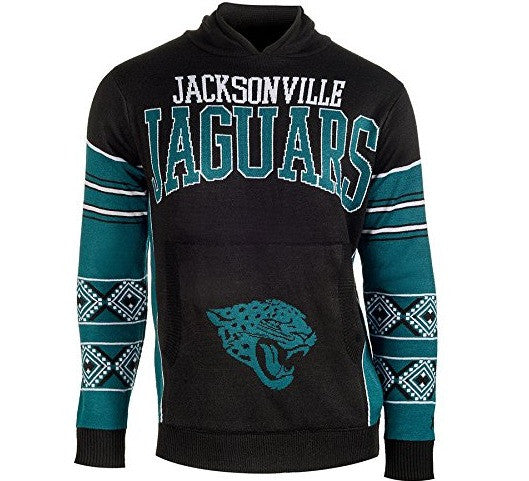 Jaguars Retro Hooded Sweater - And Still