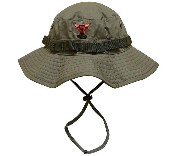 Bulls Retro Bucket Boonie Hat