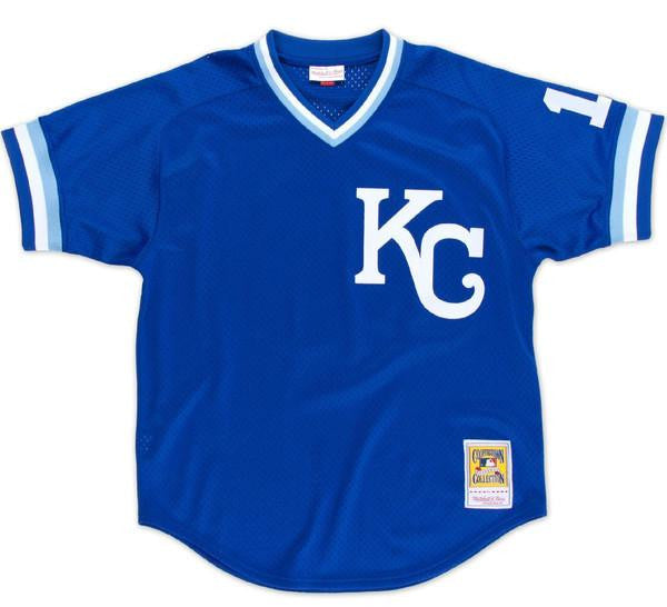 Bo Jackson Royals BP Jersey - And Still