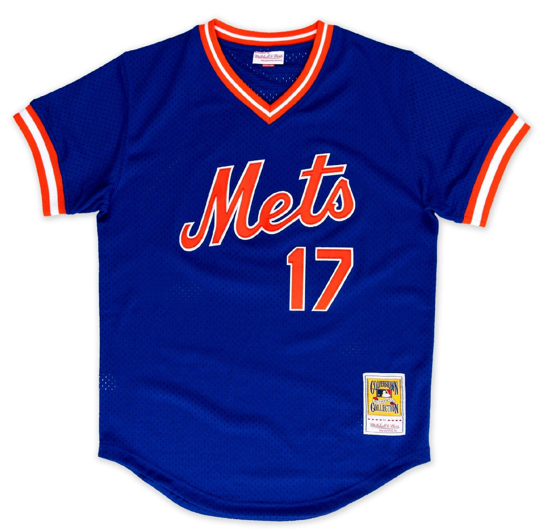 Keith Hernandez Mets Jersey - And Still