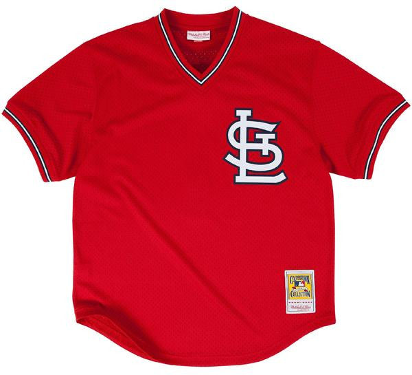 Ozzie Smith Cardinal Jersey