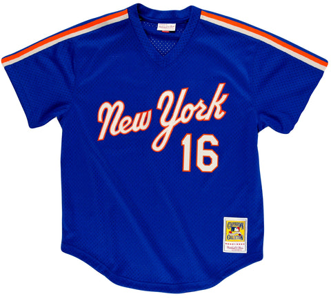 Dwight Gooden 1987 Mets Jersey - And Still