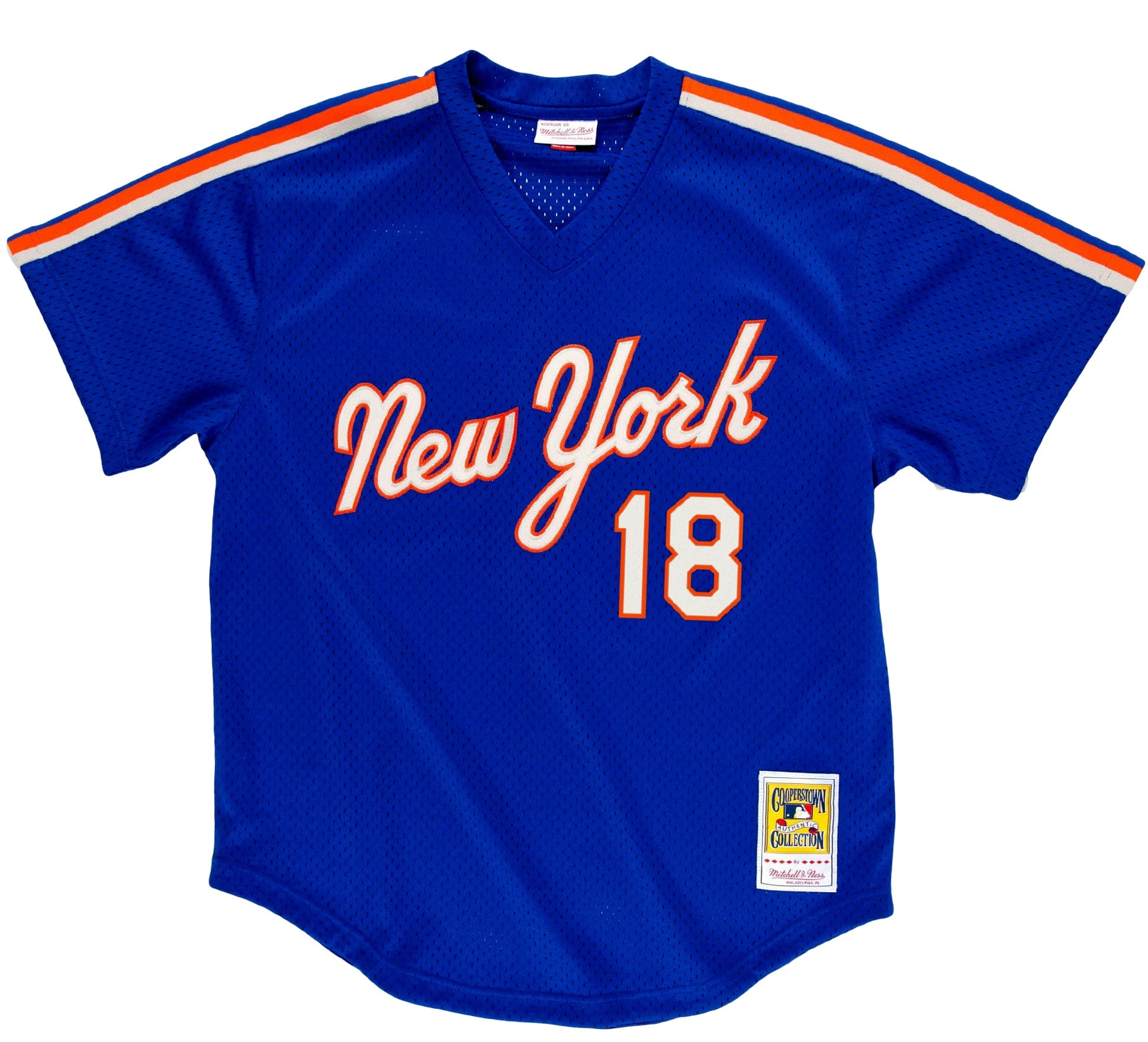 Darryl Strawberry Mets Jersey - And Still