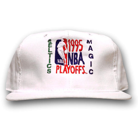 Vintage NBA Playoffs Snapback