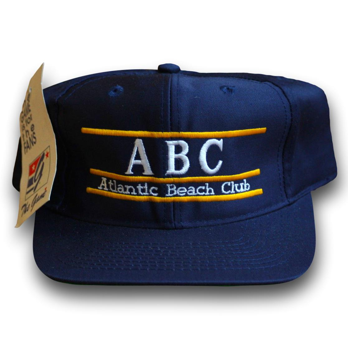 Vintage Atlantic Beach Club Snapback