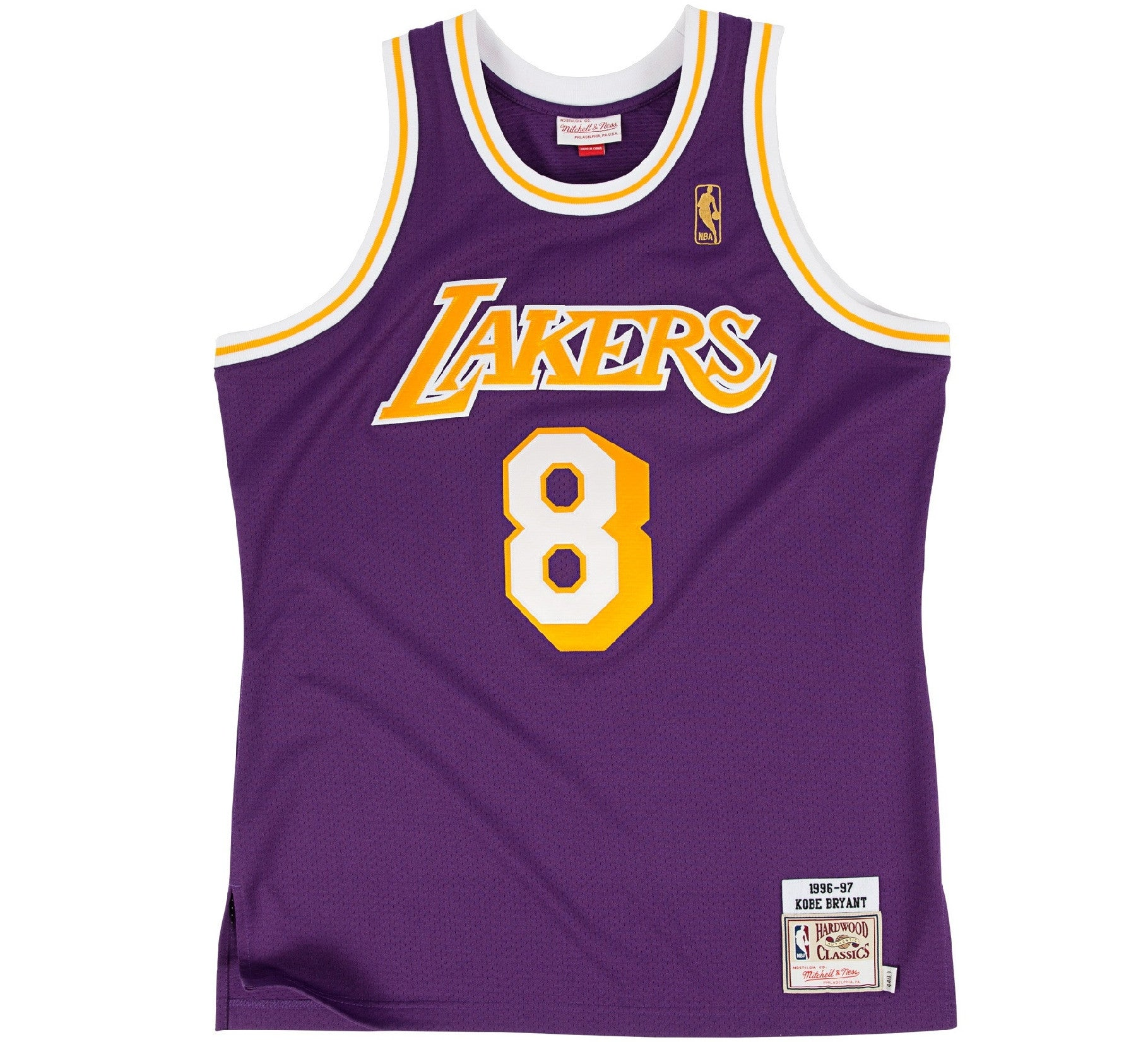 Kobe Bryant Lakers Sewn Jersey - And Still