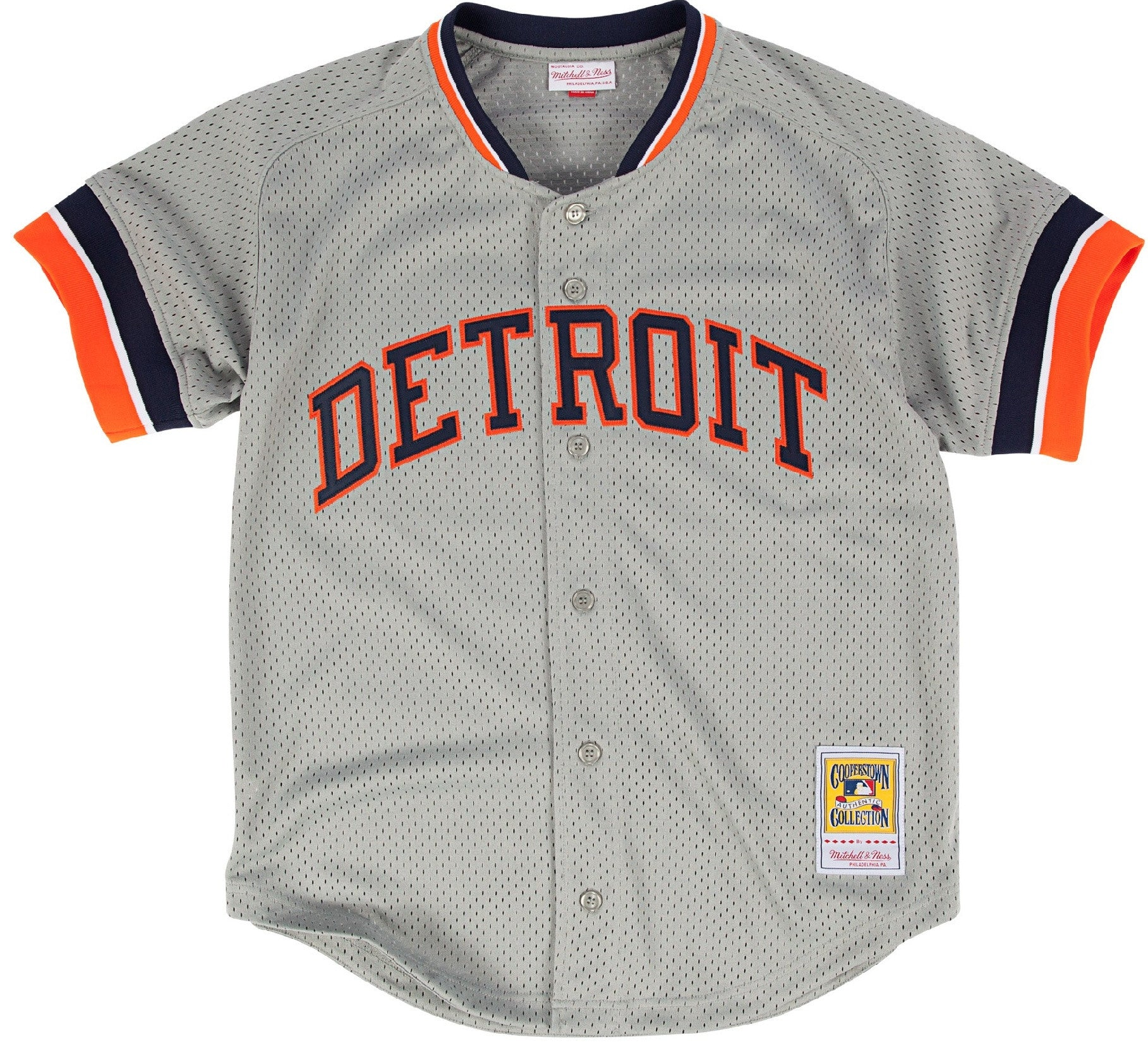 Kirk Gibson Tigers BP Jersey - And Still