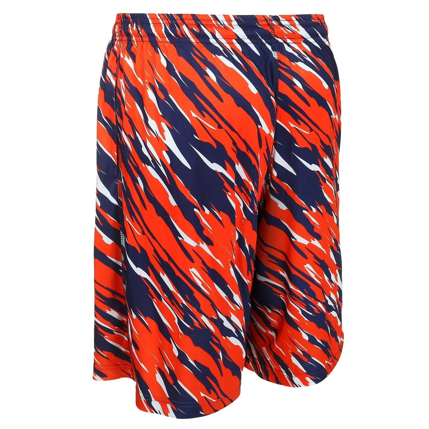 Tigers Retro MLB Poly Shorts