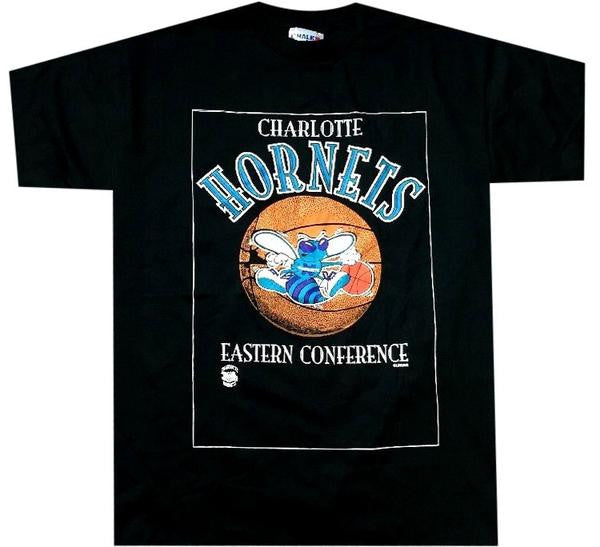 Hornets Vintage 90's NBA Shirt - And Still