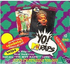 Yo MTV Raps Series2 (36 Packs)