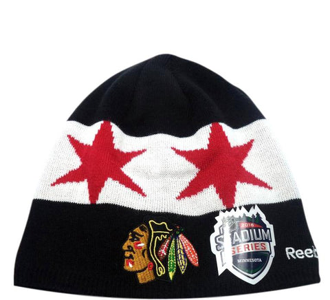 Blackhawks Retro NHL Toque