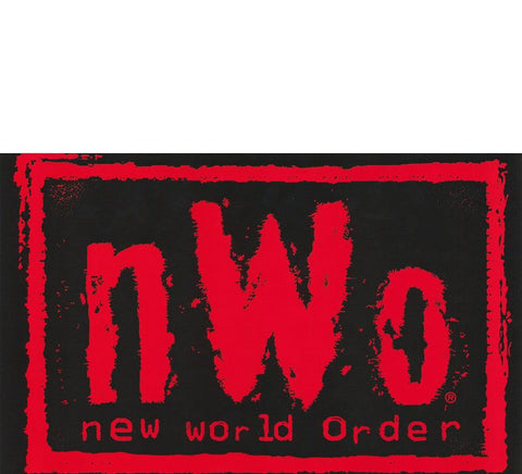 NWO Wolfpac Vintage Poster