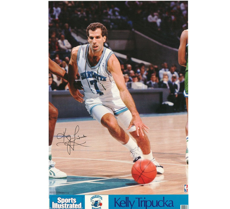 Kelly Tripuka Hornets Poster - And Still