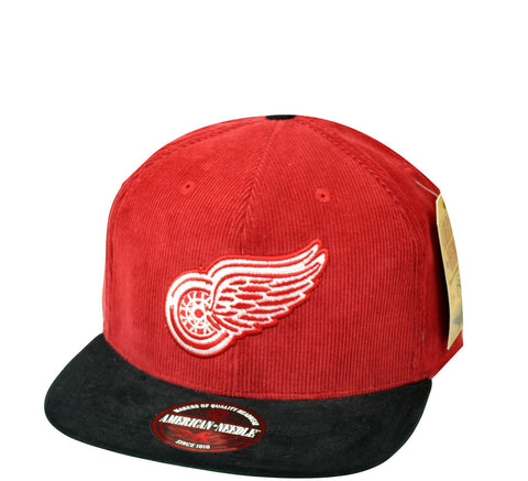 Red Wings Retro Strapback