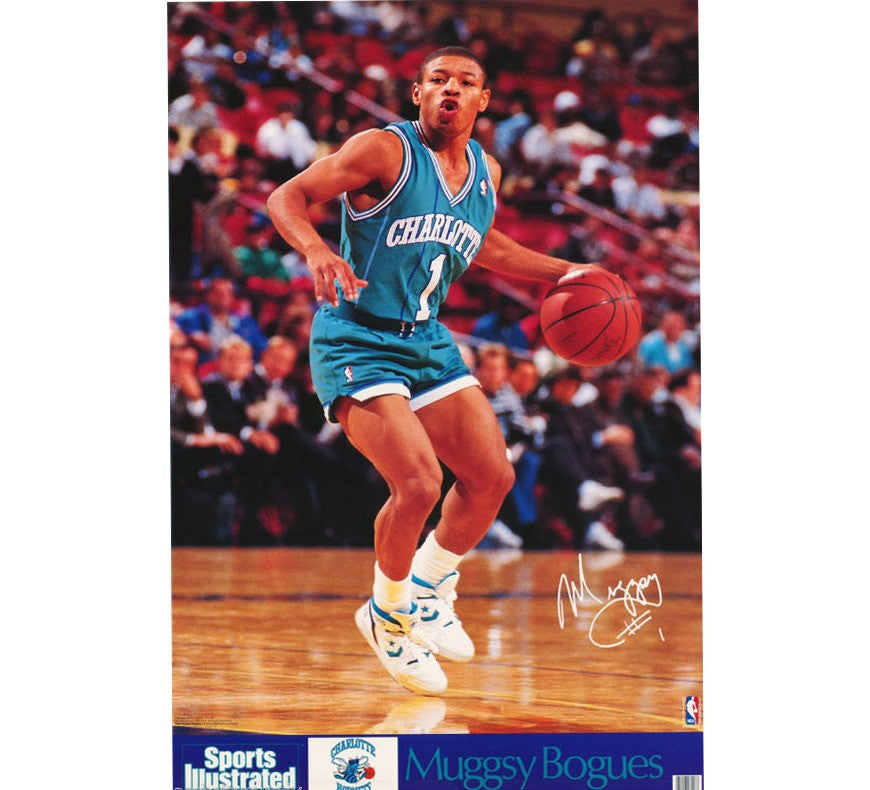 Muggsy Bogues Hornets Poster - And Still