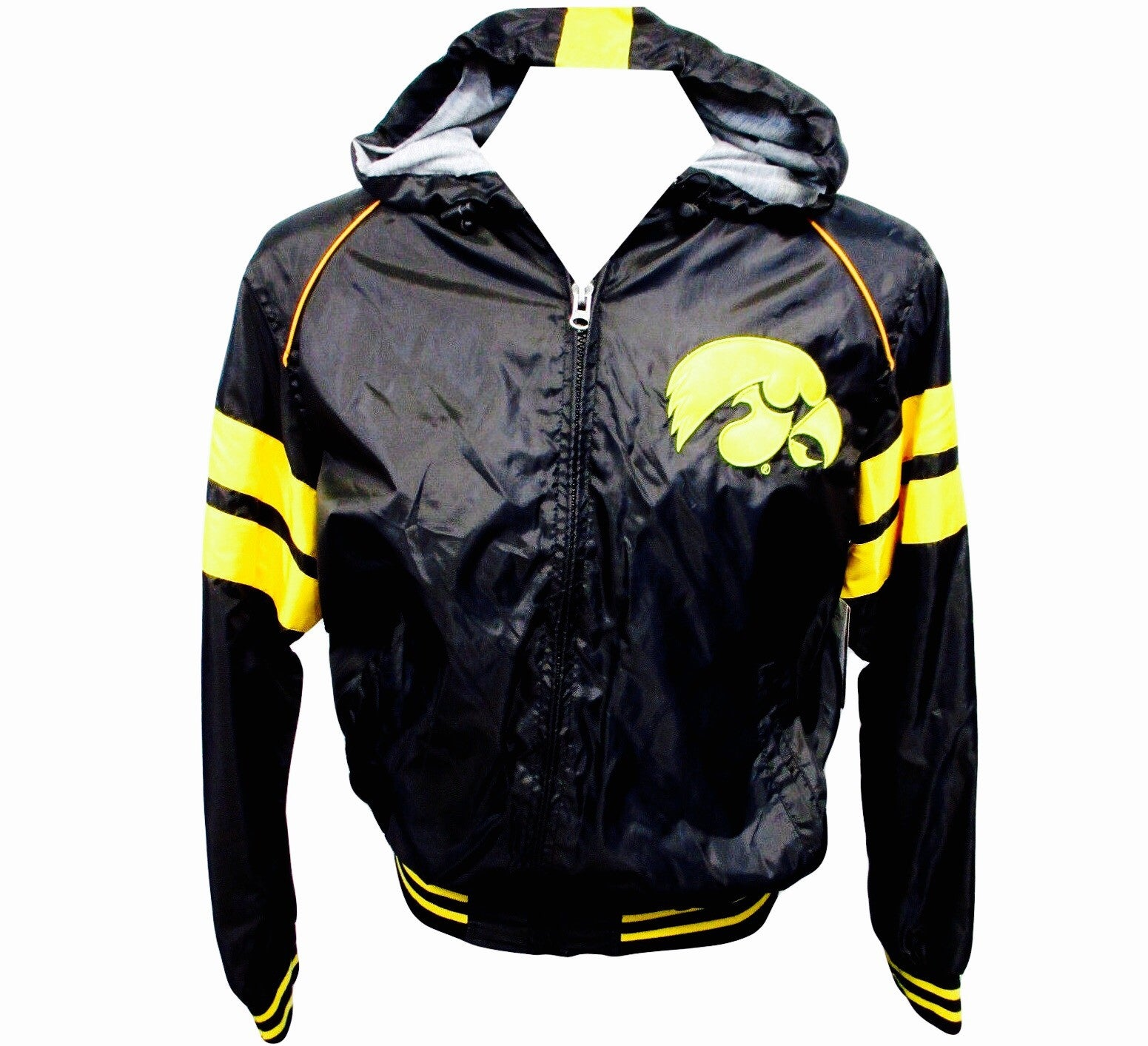Hawkeyes Hooded Windbreaker - And Still