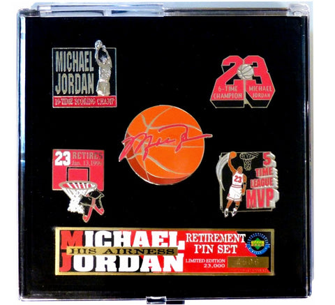Michael Jordan Retirement Set