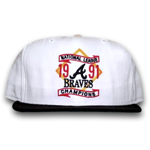 Braves New Era 90's Snapback