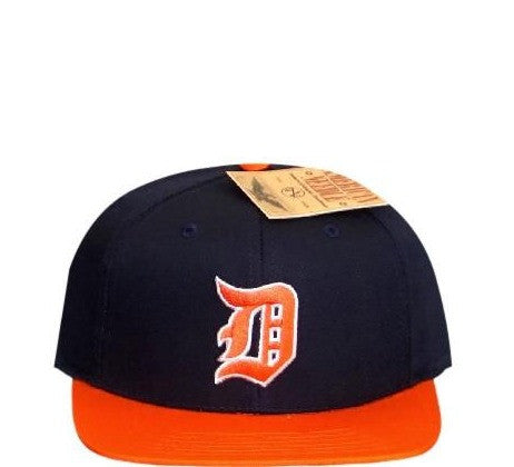 Tigers Retro Snapback Hat