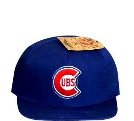 Cubs Retro MLB Snapback Hat