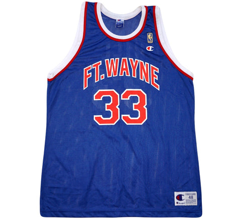 Grant Hill  Ft.Wayne Jersey - And Still