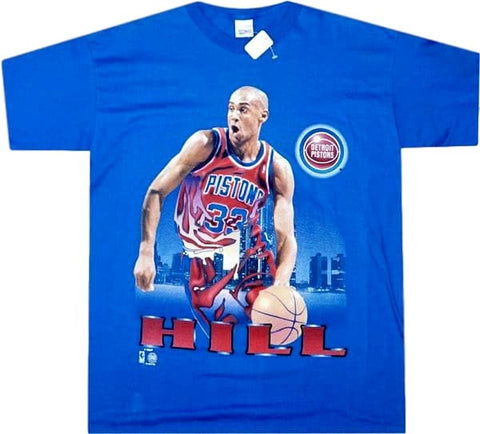 Grant Hill Pistons 90's Shirt