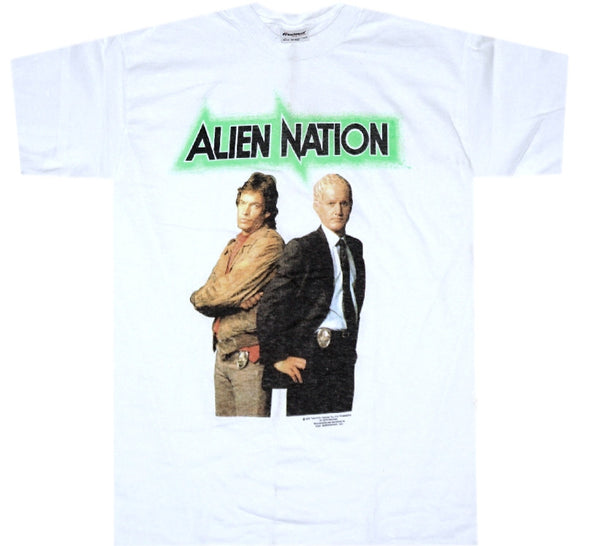 Alien Nation Vintage Shirt - And Still