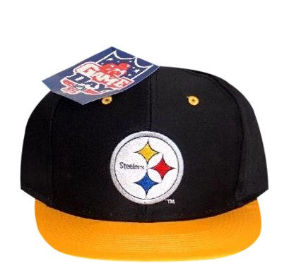 Steelers Vintage Snapback Hat