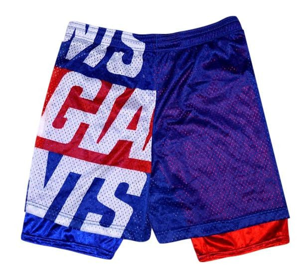 Giants Vintage Mesh Shorts - And Still