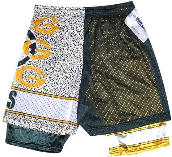 Packers Vintage Mesh Shorts