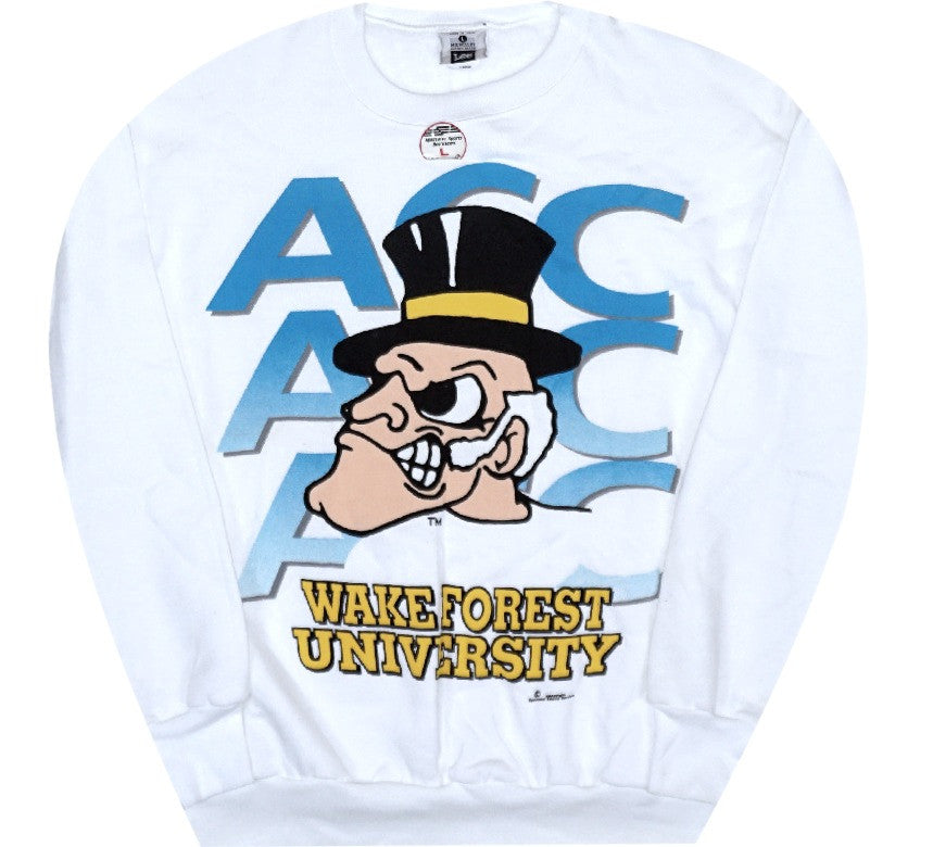 Demon Deacons 90's Sweatshirt - And Still
