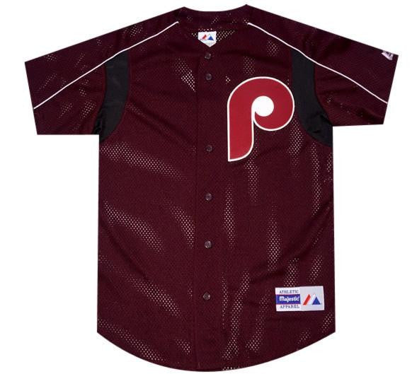 Phillies Batting Practice Jersey